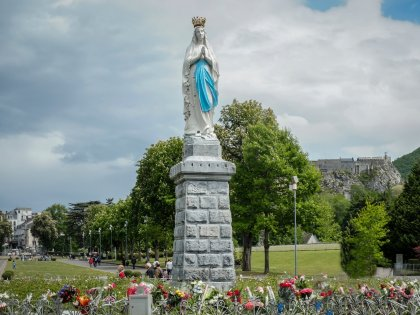 The Sanctuaries of Lourdes